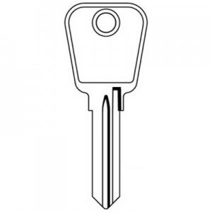 Bailey caravan key LF19